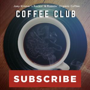 Subscription Coffee Club